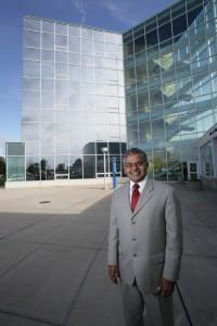 Nagi Naganathan Dean and professor of engineering