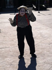 Sherry mime waving