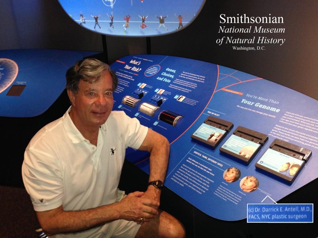 DEA with his Smithsonian Exhibit_updated