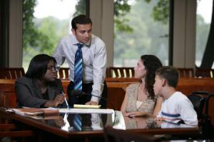 Law viewbook: Advocates DVD-462 subfolder CD-461