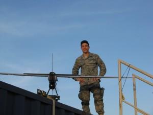 035 2011 Afghanistan Ben UAV