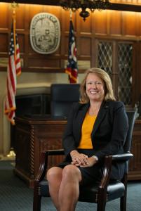 Dr. Gaber  Presidential Portrait University Hall 3580
