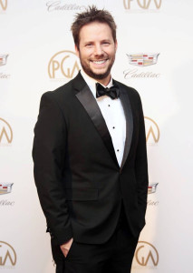 Eric Miller at the 2016 Producers Guild Awards