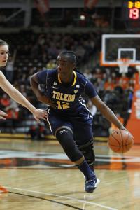NCAA BASKETBALL:  Women's - Toledo at Bowling Green