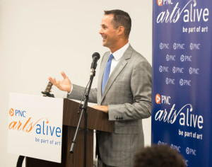 PNC Arts Alive Press Conference at the PBC Cultural Council May 2, 2016 photos by CAPEHART